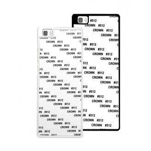 Coques 2D en PC pour Huawei P8 Lite