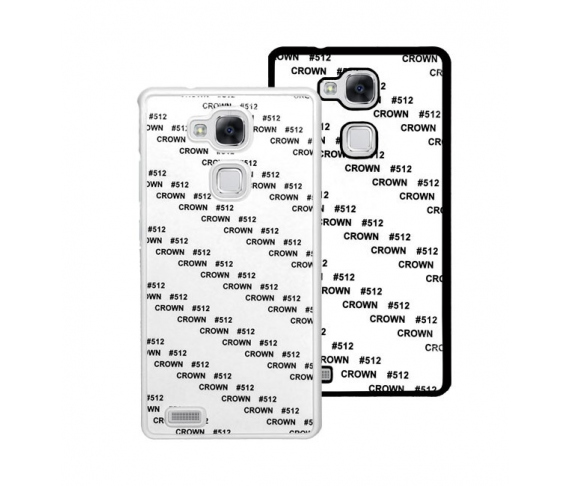 2D PC cases for Huawei Ascend Mate 7