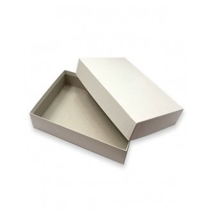 White puzzle boxes