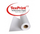TexPrint Thermopack adhesive roll paper (111.8 cm x 84 m)