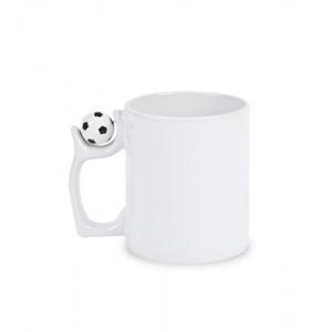 Taza de cerámica fútbol