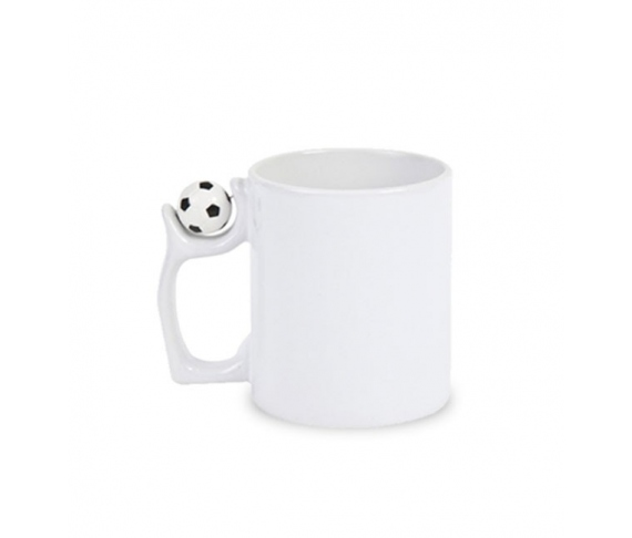 Ceramic football Mugs