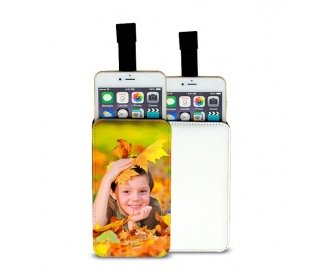 Universal covers for customizable mobile sublimation