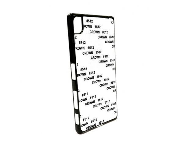 2D PC cases for Sony Xperia Z5 premium for sublimation