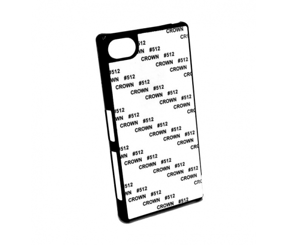 2D PC cases for Sony Xperia Z5 compact for sublimation