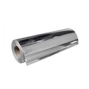 Film d'argent sur bobine (43 cm x 40 m)