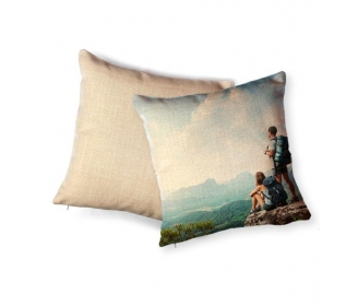 40 x 40 Cushion cover (linen like)
