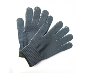 Protective gloves for sublimation ovens