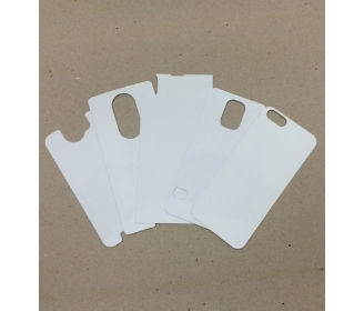 Aluminum sheets for Flexible cases 2D APPLE