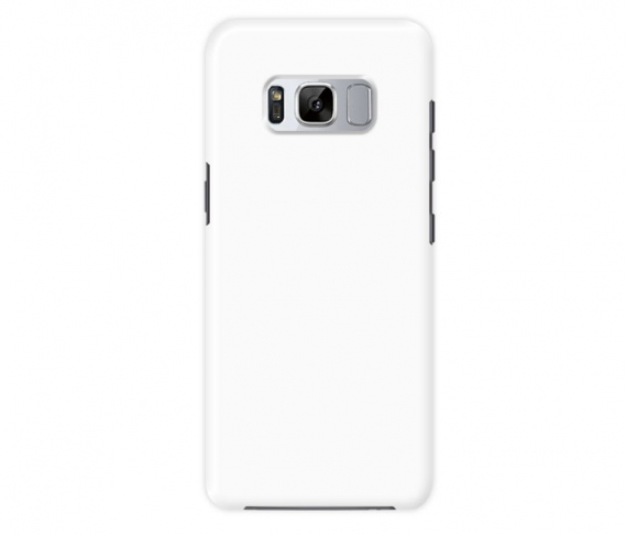 2D PC cases for Samsung Galaxy S8