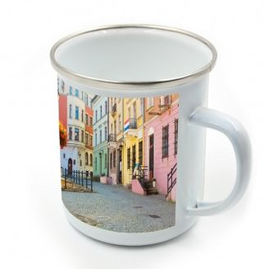 Vintage Enameled mug