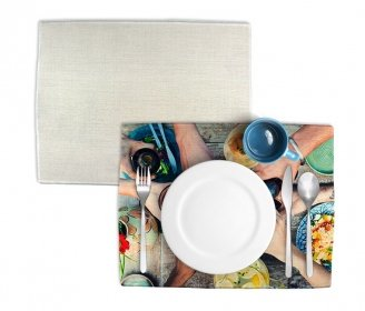Tablecloth 30x40 cm (Linen type)
