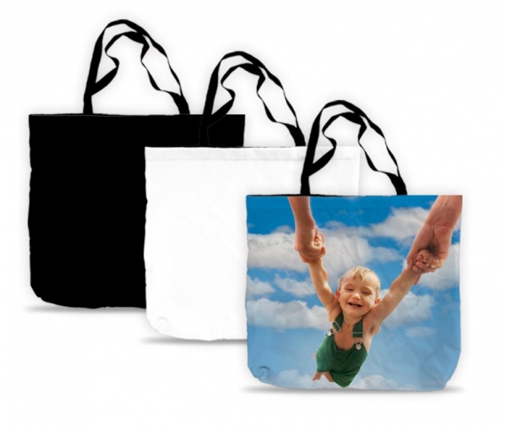Customizable beach bag