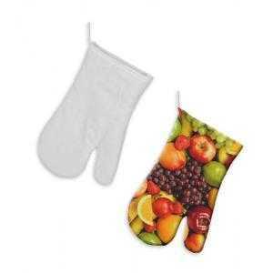 Customizable oven mitts