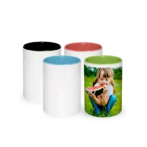 Lapiceros de cerámica de colores