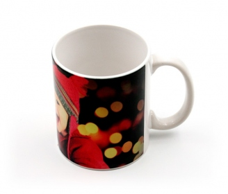 High Quality (A) white ceramic mugs