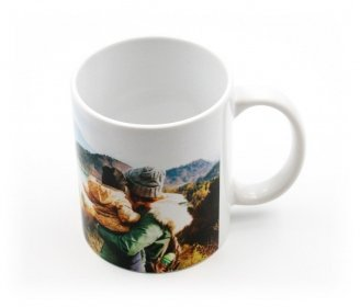Hight Quality (AA) white ceramic Mugs