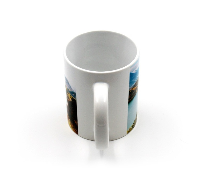 Hight Quality Aa White Ceramic Mugs For Sublimation