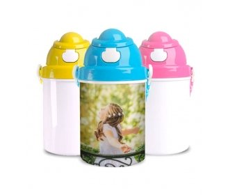 Customizable children's flasks