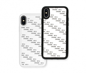 2D Flexible Cases iPhone X / Xs