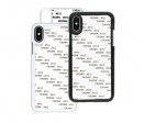 2D PC cases for iPhone X