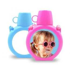 Cantimplora con vaso para niños