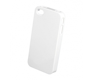 3D TPU flexible cases for iPhone 4/4s