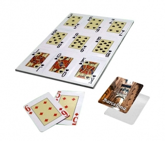 French card deck