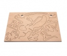 3D Butterfly Puzzle