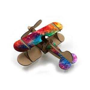 Puzzles 3D Avión