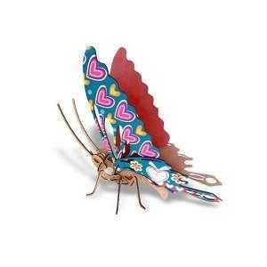 Puzzle papillon 3D