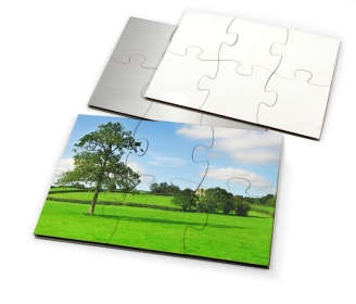6 pieces wooden puzzle (A5)