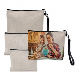 Case-Toiletry bag (linen type)