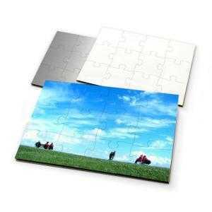Puzzle en bois 12 pièces (A5)