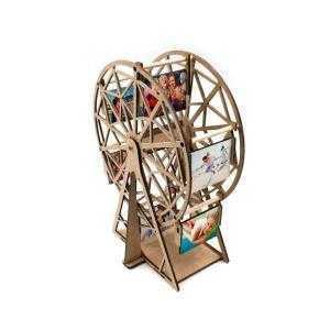3D Big Wheel Puzzle