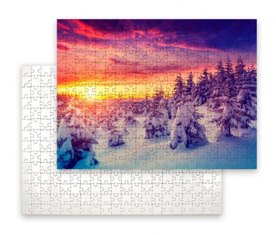 280 pieces puzzles High Quality (40 x 30 cm)