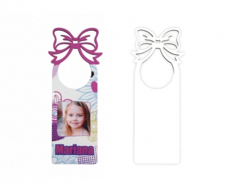 Ribbon door hangers