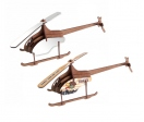 3D Helicopter Puzzles