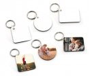 Key chain sublimation molds