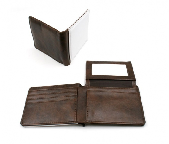 Luxe men's wallet with DNI pocket