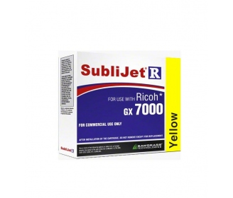 Sublimation ink Sublijet para Ricoh GX5050N/7000
