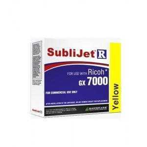 Encres pour sublimation  Sublijet para Ricoh GX5050N/7000