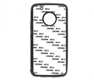 Carcasas 2D Flexible para Motorola G5 Plus