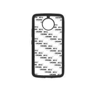 Coques 2D en Flexible pour Motorola G5s