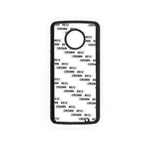 2D PC cases for Motorola G6 Plus