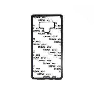 Carcasas 2D Flexible para Samsung Galaxy Note 9