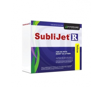 Sublimation ink Sublijet para Ricoh 7700
