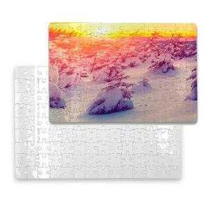 126 pieces puzzles (27 x 18 cm)