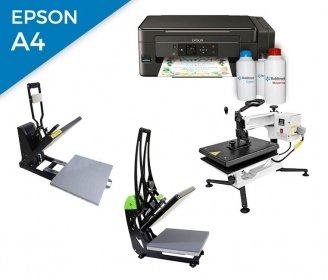 Pack thermal plate + printer Epson EcoTank ET-2600