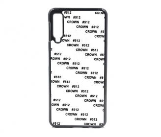 2D PC cases for Samsung Galaxy A7 2018